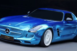 Slk LuxuryMotorSport Azul