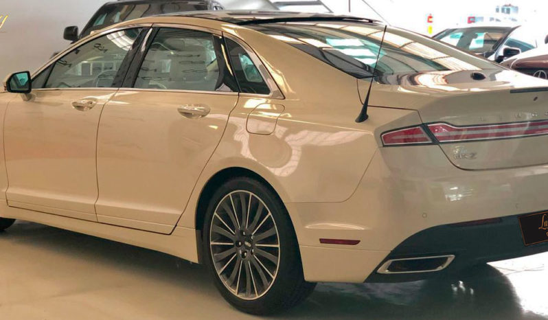 Ford Lincoln MKZ V6 Branco 2014 full