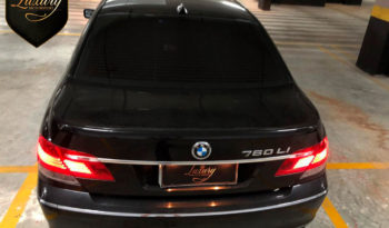 BMW 760Li6.0 Sedan V12 48V Gasolina full